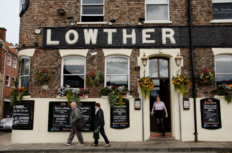 The Lowther, York