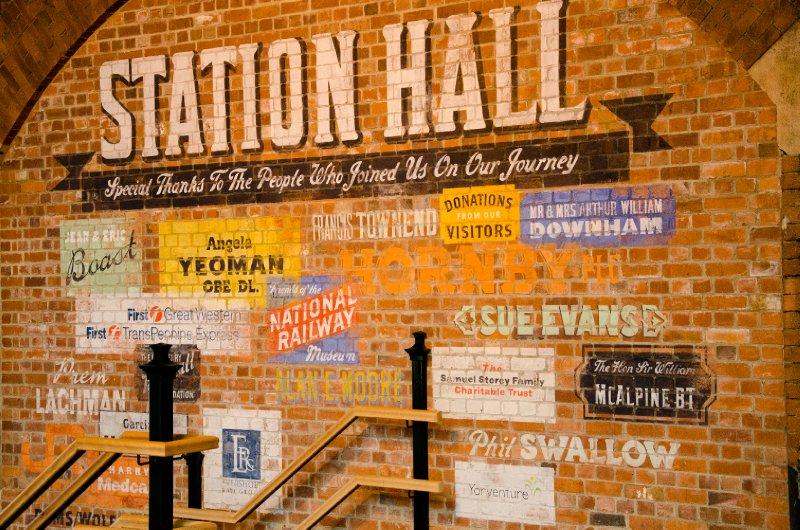 Station Hall