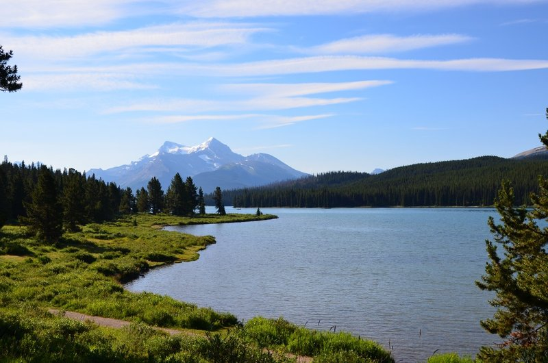 Maligne Lake, Alberta, Canada