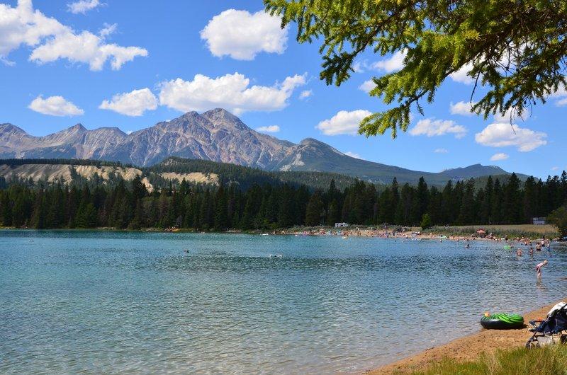 Annette Lake, Jasper