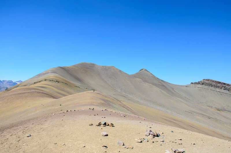 Top of Palomani Pass, 5200 masl