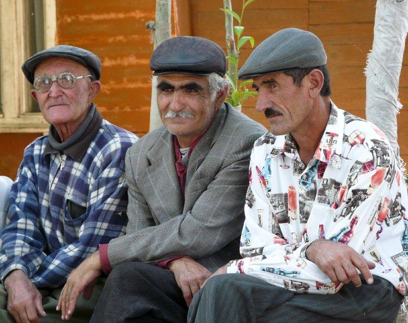 Old men, Zong