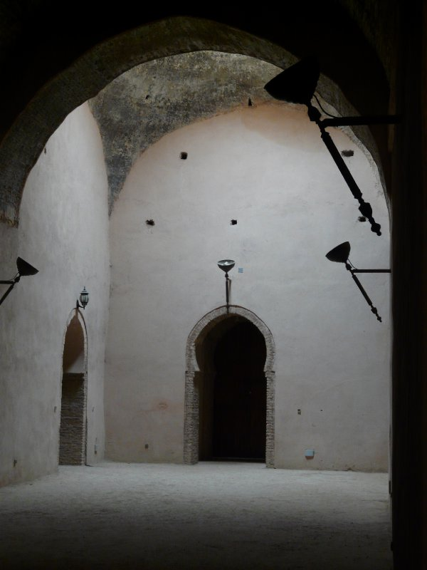 Heri es-Souani, Royal Stables & Granaries