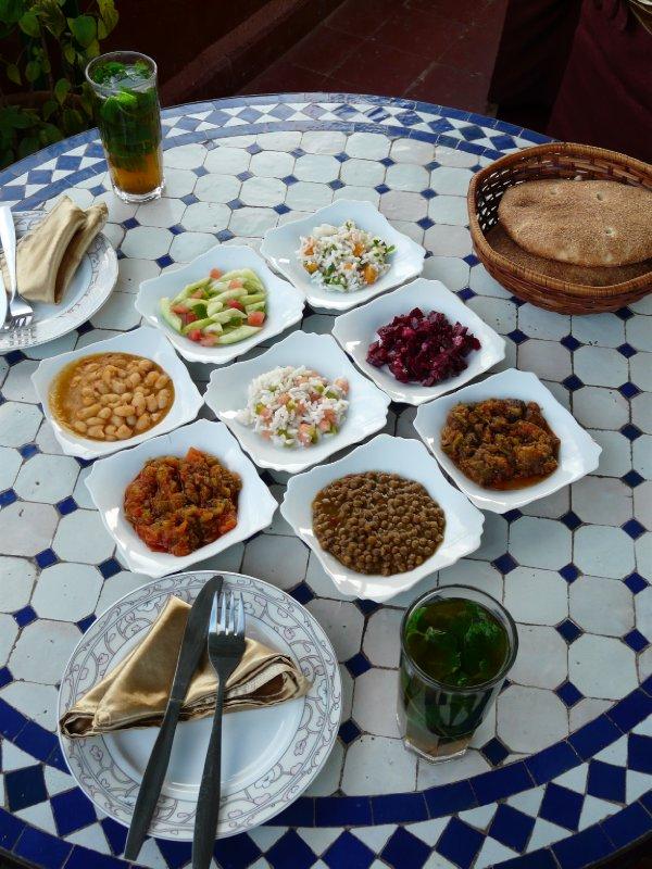 Typical marockan starter