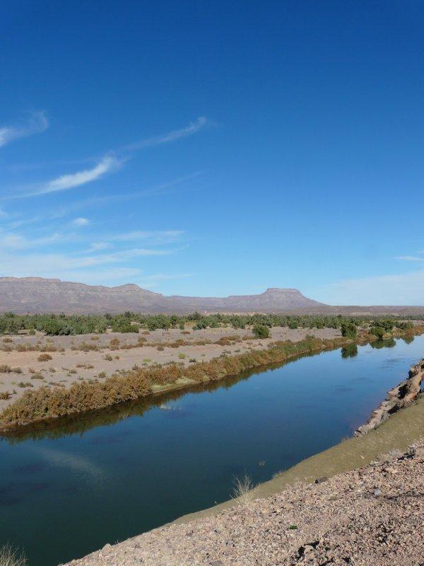 Draa river
