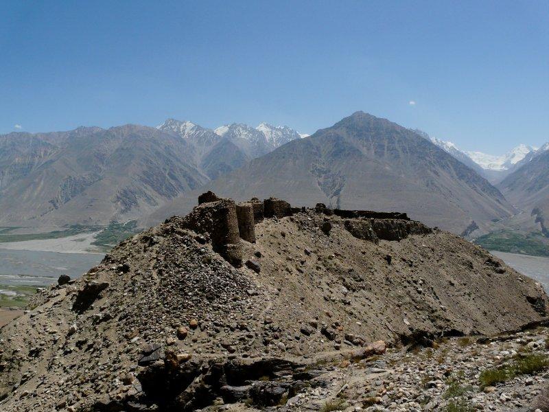 Yamchun fort # 1