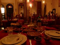 New Years dinner, Riad Batha