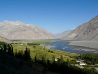 Wakhan valley view from Zong # 1