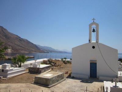 Loutro church