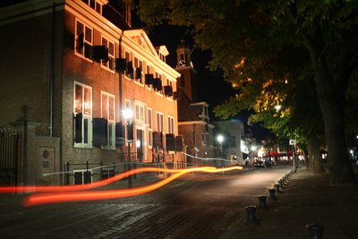 Nightlife in Hellevoetsluis