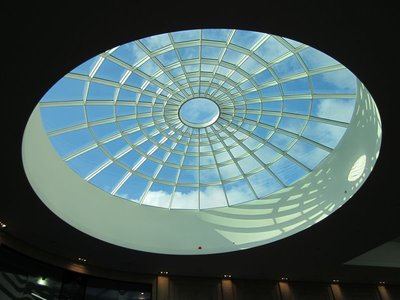 Circle roof