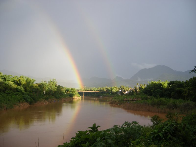 Rainbow - Laos
