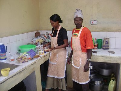 LEARN HOT TO COOK KENYAN FOOD