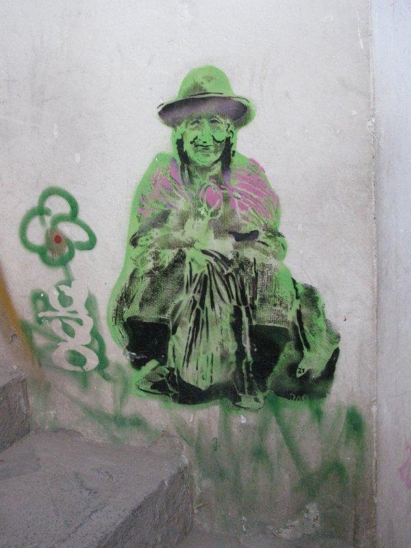 Andean Grafitti