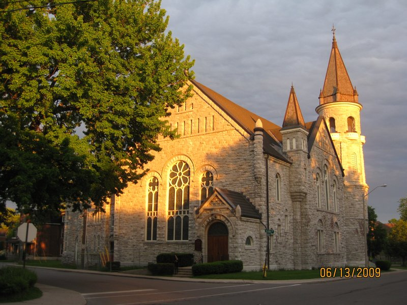 Church in Kingston