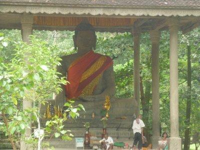Buddha north of Bayonn