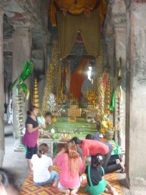 Buddha at AW- siem reap