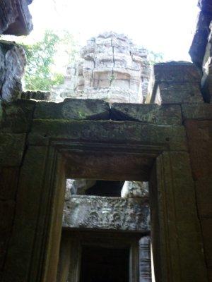 Preah Khan interior 2