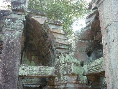 Preah khan architecture