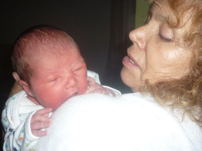 Newest Australia Zac and grandma Queta