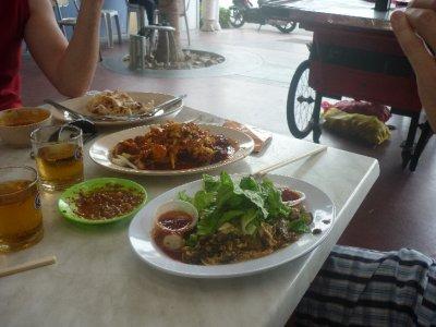 Penang's world famous food