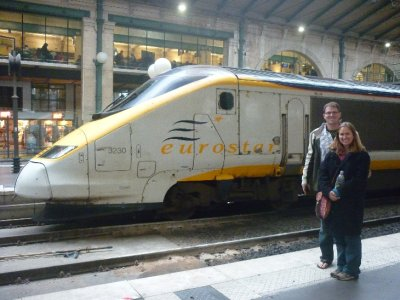 Eurorail was great to us...!