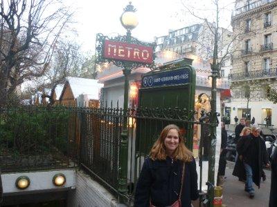 Paris Streets first stop!