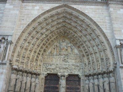 ND Main entrance