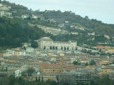 Gubbio, Cute town