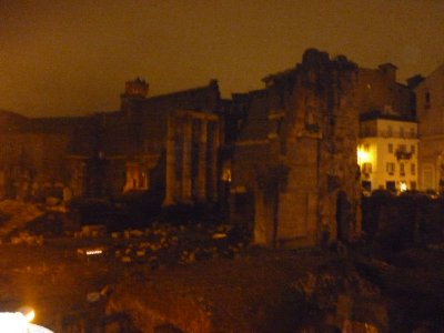 One of the many Roman Forums...go figure