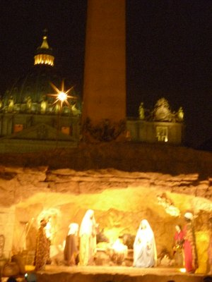 Pope's nativity