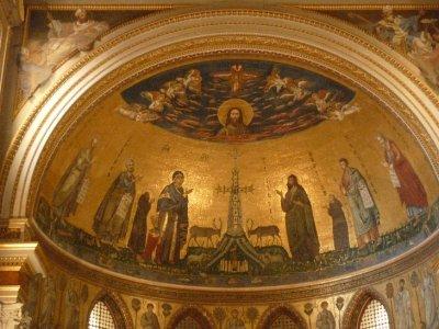 Lateran apse mosaic