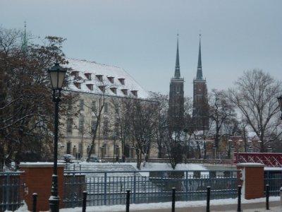St. John cathedral tumski