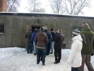gas chamber camp I