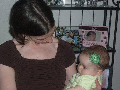 Kate and Baby Royal!