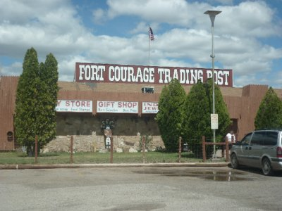 Fort Courage anyone