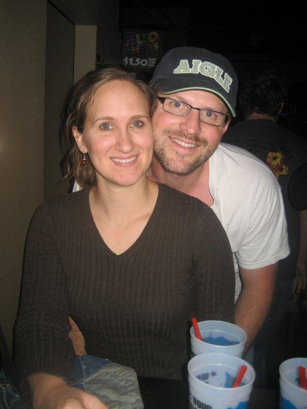Sara and Mike