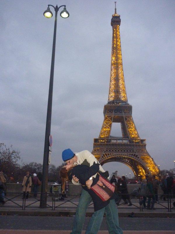 Eiffel dip