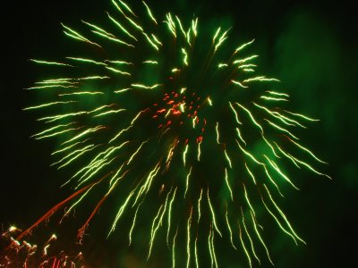Firework effect 2