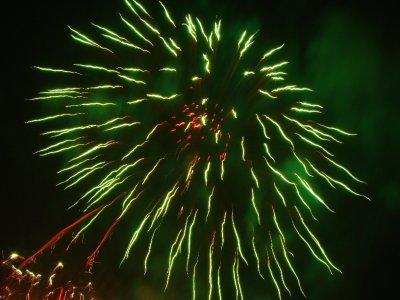 Firework effect 2