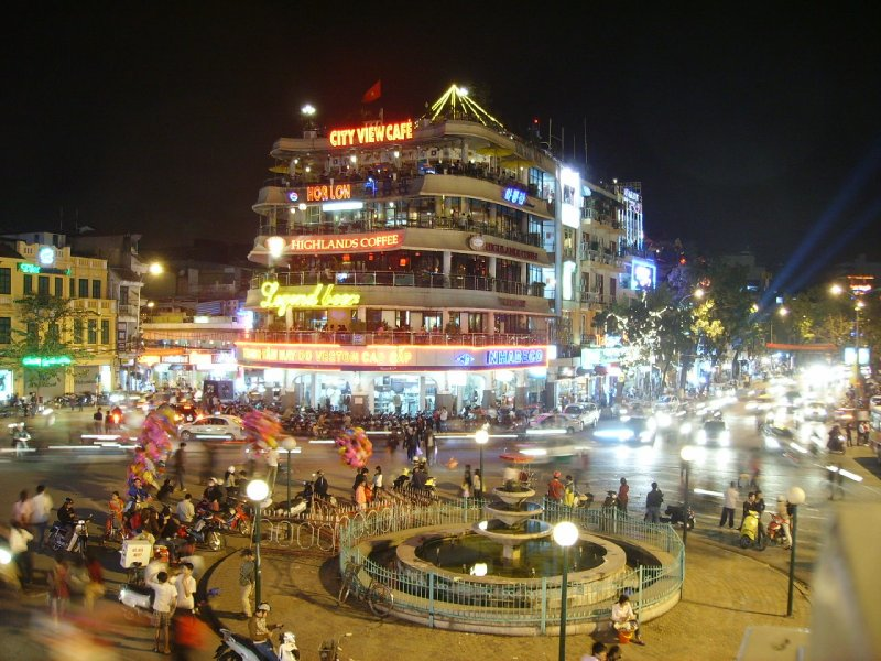 The madness of Hanoi