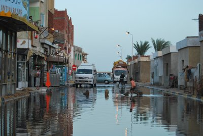Hurghada flood