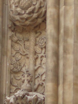 Detailing on the Houses of Parliament