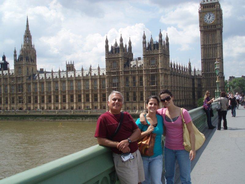 On Westminster Bridge