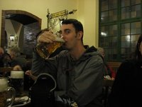 Beer in Munich