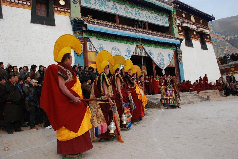 The great Monlan(prayer) Chenmo