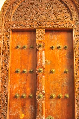 Stone Town Door 2