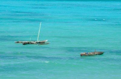 jambiani boat