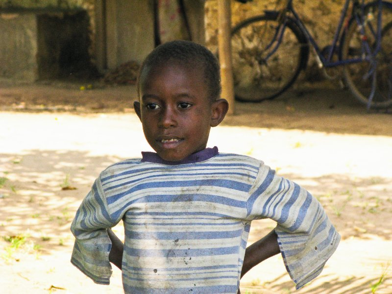 Boy From Pemba Village