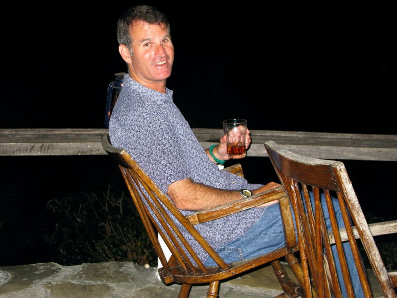 Last Cocktail Hour In Tanzania